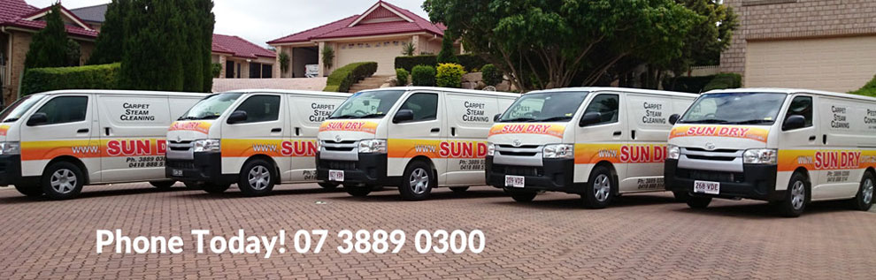 Sun Dry Carpet Cleaning Brisbane