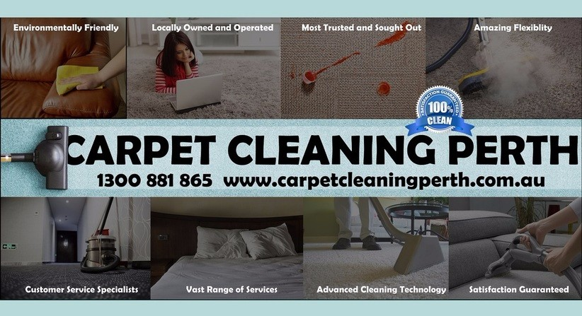 Carpet Cleaning - Maddington, Perth, WA